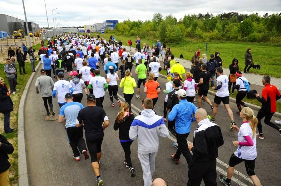 aktywna bydgoszcz biegi bieganie